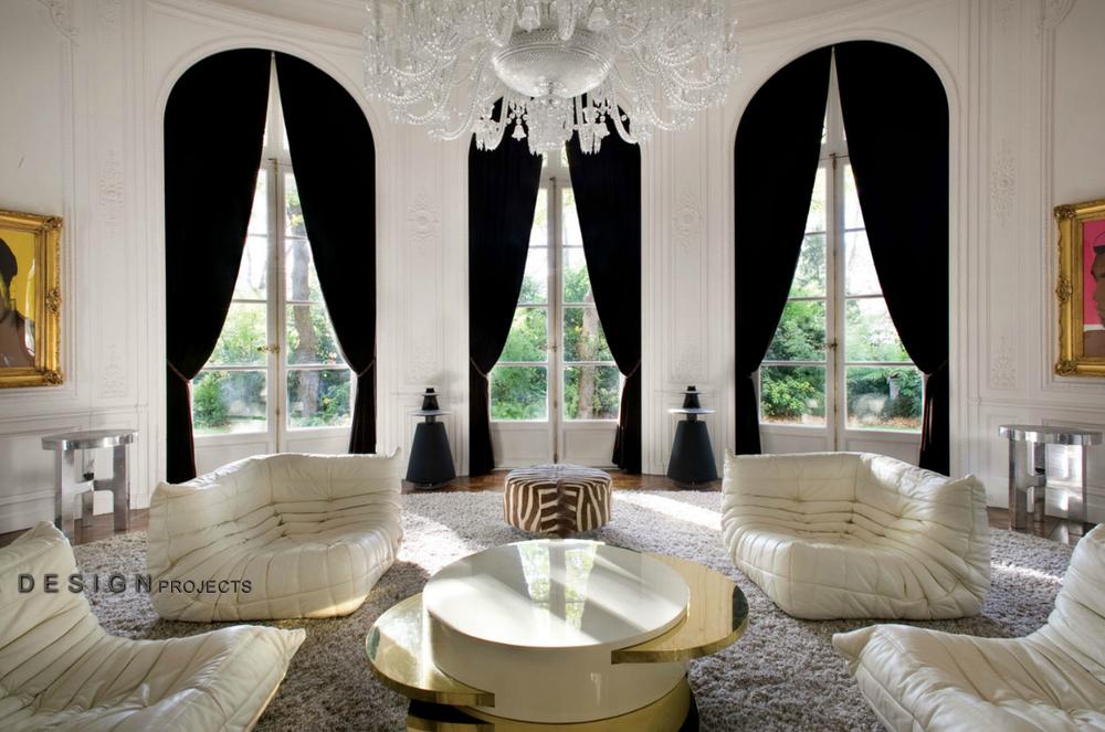 Paris apartment - Kravitz Design
