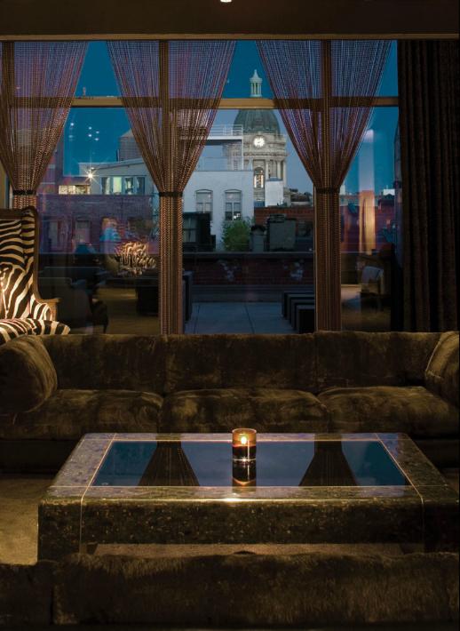 NYC residence - Kravitz Design