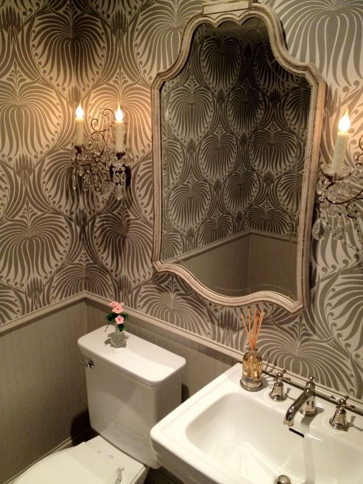 lotus wallpaper farrow and ball