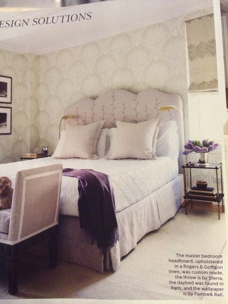 Ways With Wallpaper Farrow And Ball Lotus The Decorista