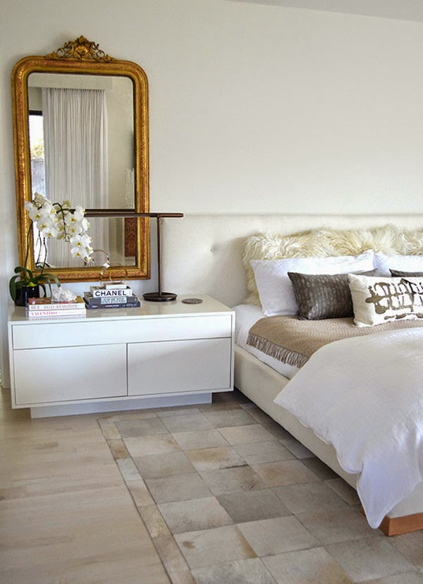Get The Look Modern Meets French Bedroom A La Tompkins