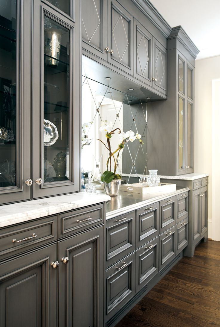Gray Painted Kitchen Cabinets Why You Should Go For A Grey Kitchen The Decorista