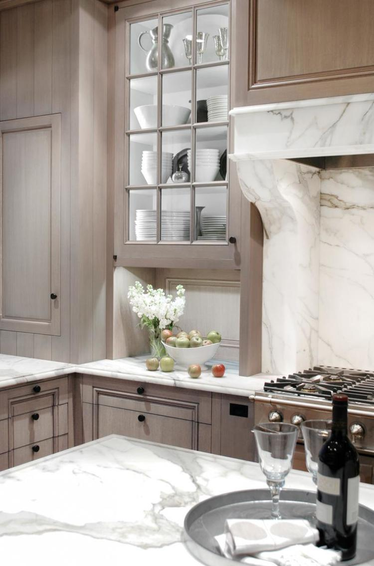 Why You Should Go For A Grey Kitchen  The Decorista - Kitchen designers atlanta