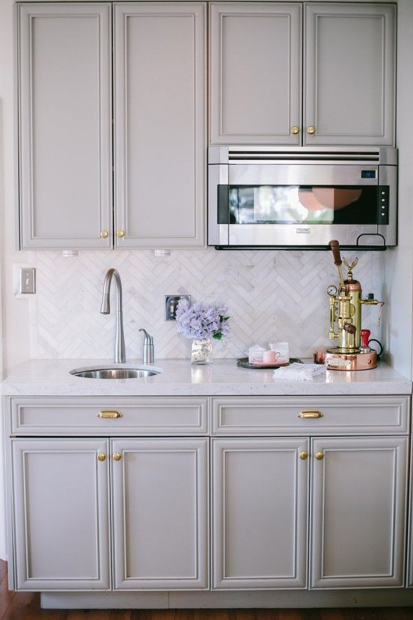 Why You Should Go For A Grey Kitchen The Decorista