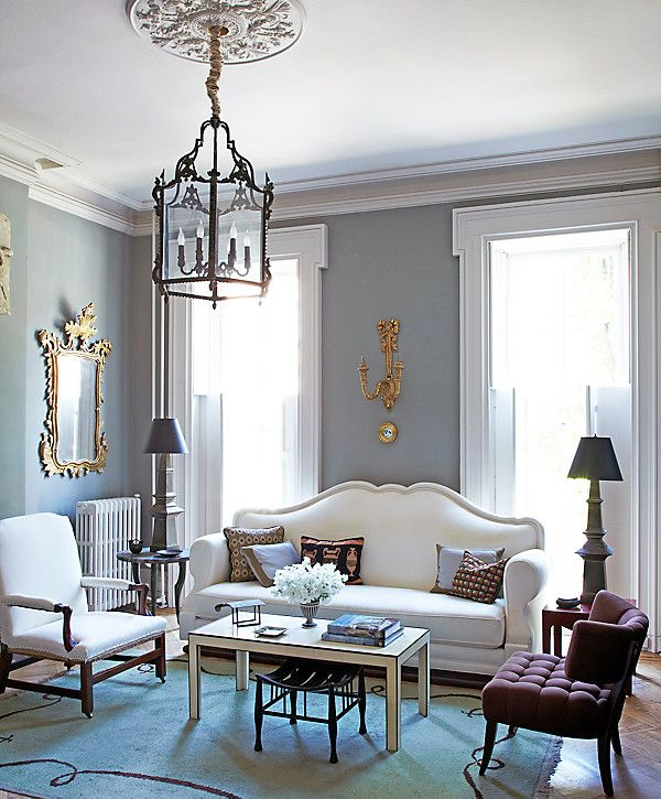 Decorating Ideas Color Inspiration: Wall Color Inspiration: Going Greige. . .