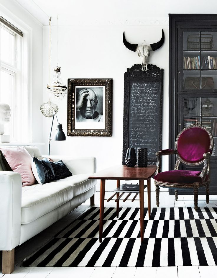 How To Work With White Walls