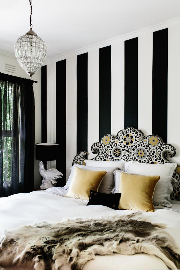 My Favorite Pattern Black And White Stripes The Decorista