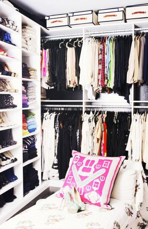 Merveilleux How To Curate Your Dream Closet