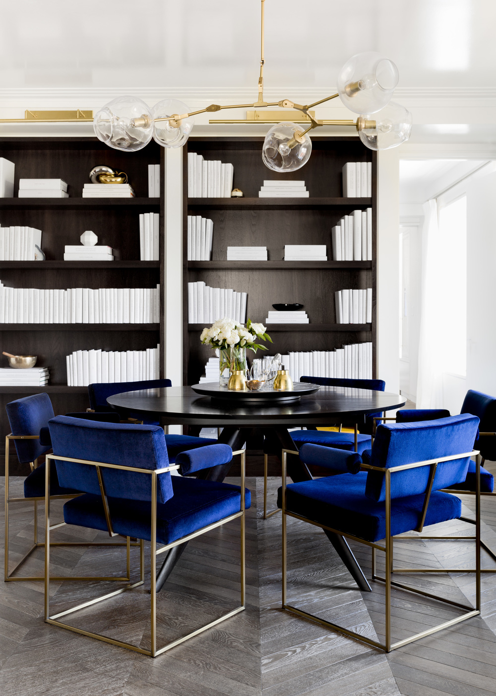 House Tour One Fifth Avenue By Tamara Magel