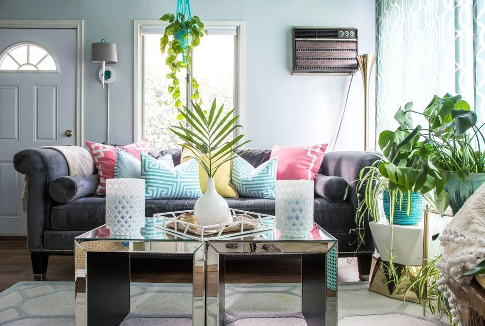 Itu0027s Full Of Bright Personality And Has A Hollywood Regency Style That Is  So Happy And Fun. Check Out The Magic Of This Space.