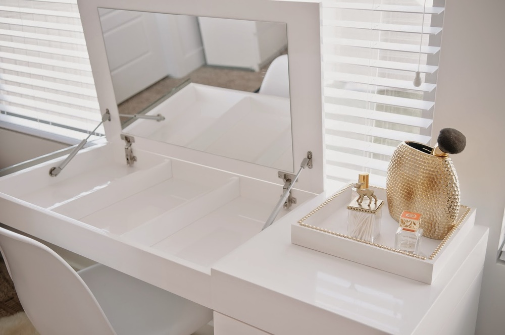 vanity and work desk combo. New Year  Home You Decorating ideas for your home vanity
