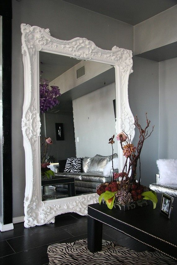 mirrors floor size target big cheap full mirror lots of length leaning wall ebay uk