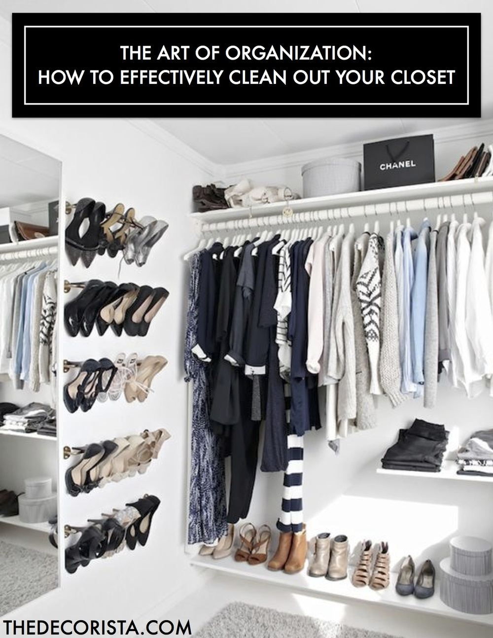 How To Effectively Clean Out Your Closet Roselawnlutheran