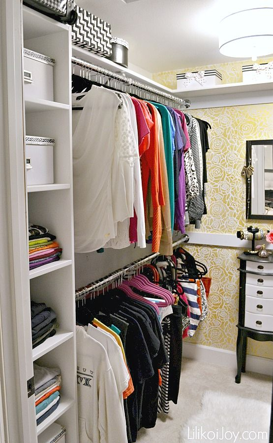 1 Make Four Piles The Great Closet Clean Out Is Your: Weekend Decorating Idea: Clean Out Your Closet