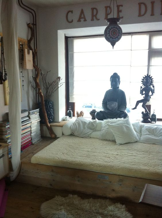 Domestic Bliss Creating A Sacred Space The Decorista