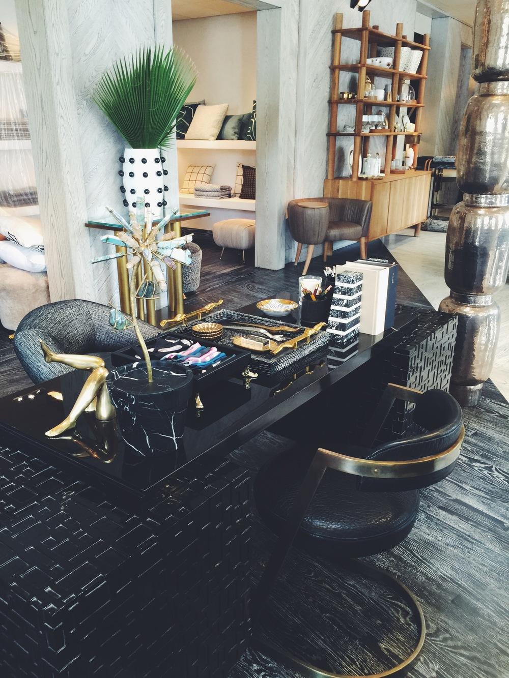 Chic Boutique Kelly Wearstler Melrose The Decorista