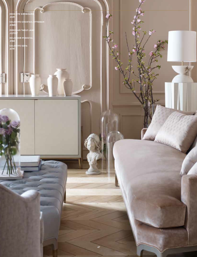 Parisian style decorating jean louis deniot is changing for Decoration maison jean airoldi