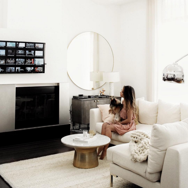 Currently crushing on: Marianna Hewitt\'s LA home style — The Decorista