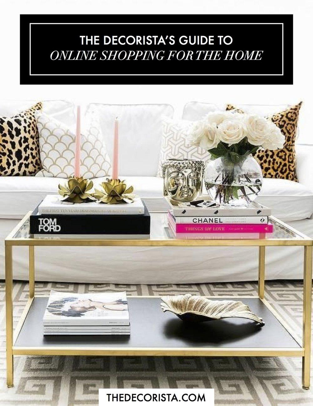 The Decoristau0027s Guide To Online Shopping For Home Decor