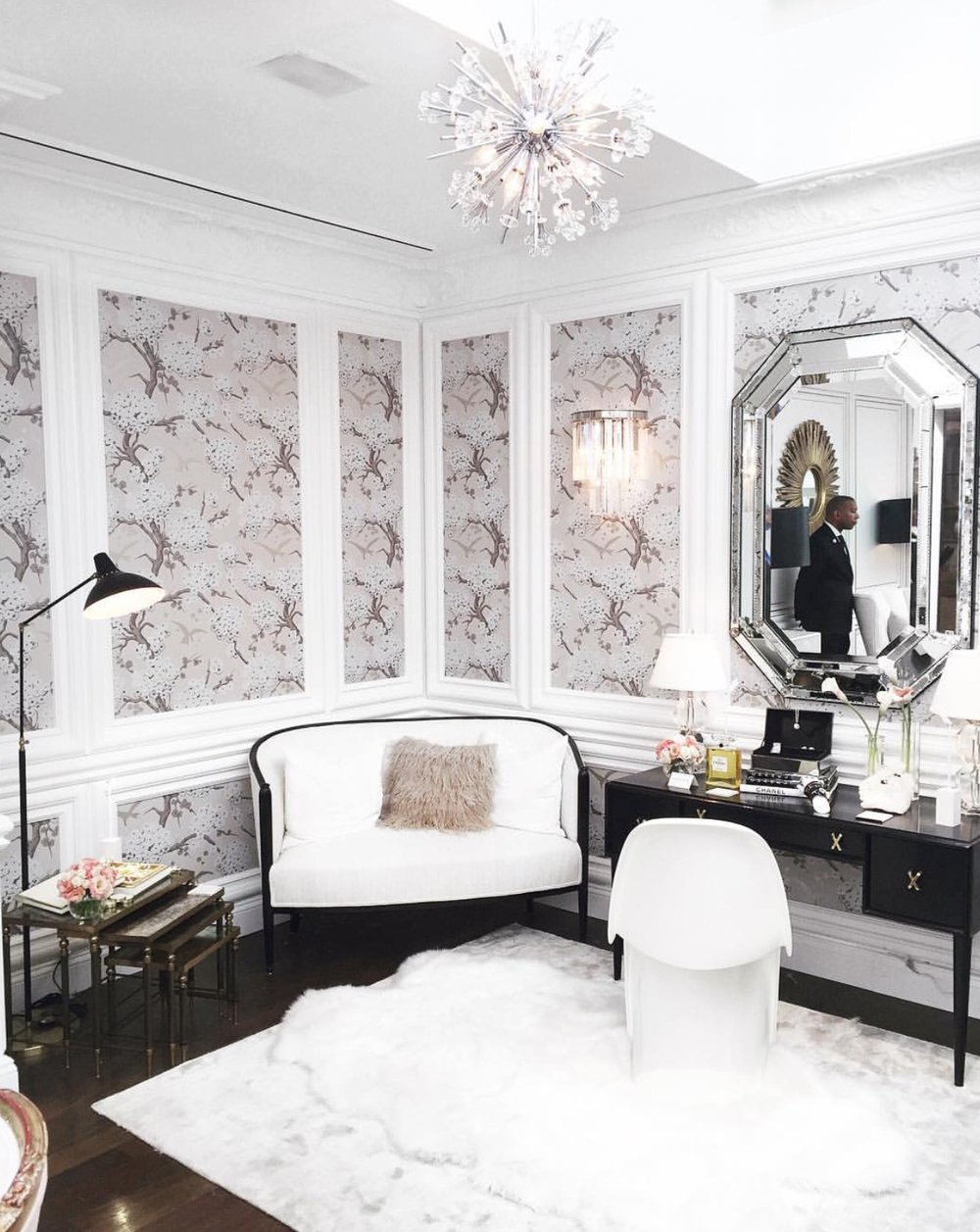 Interior Design Rooms Pictures: 7 Decorating Rules Inspired By Coco Chanel
