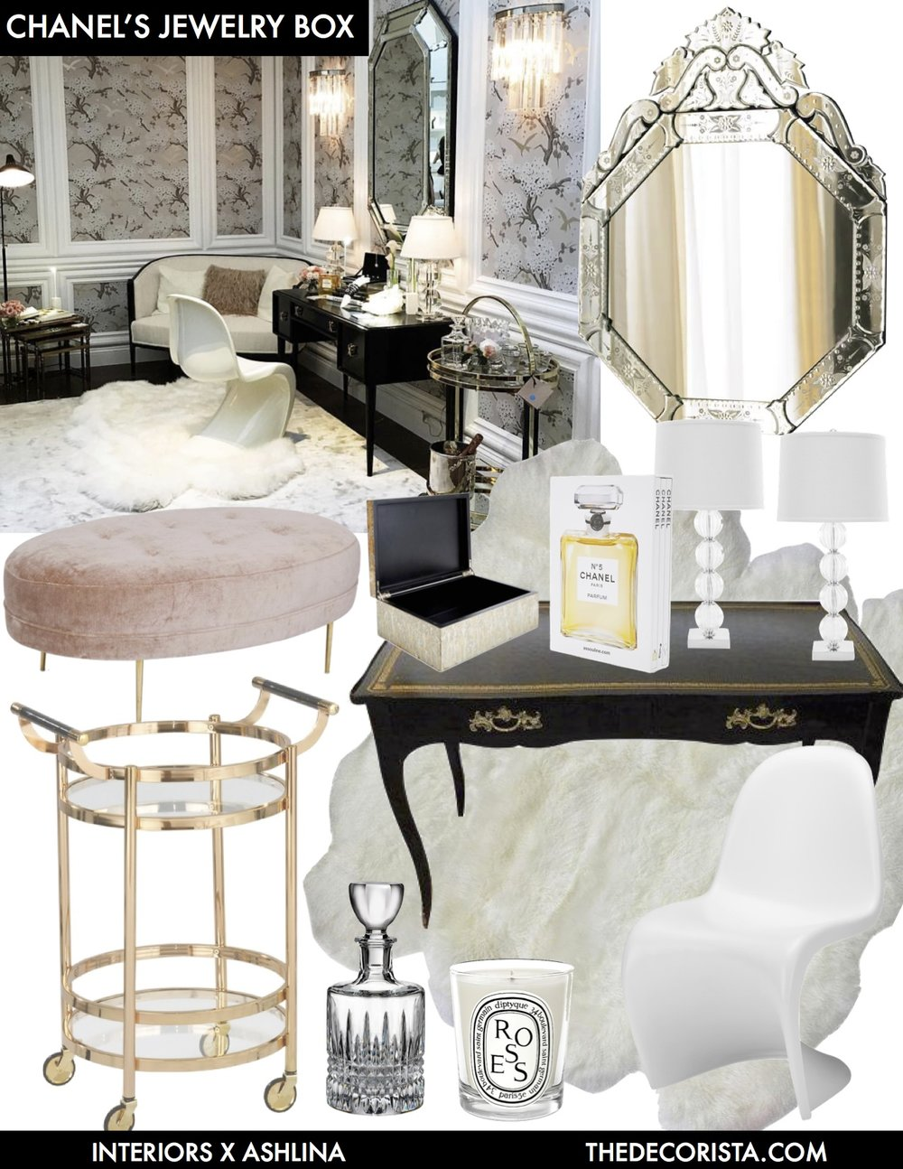 7 Decorating Rules Inspired By Coco Chanel The Decorista
