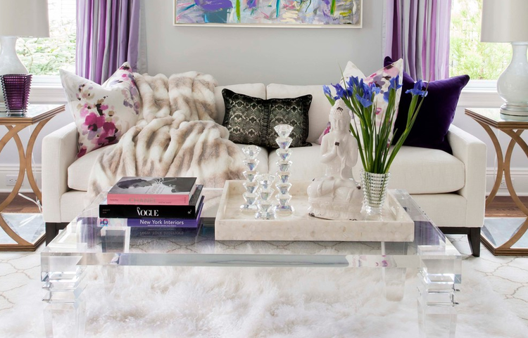 What To Put On A Coffee Table weekend decorating idea: spruce up your coffee table — the decorista
