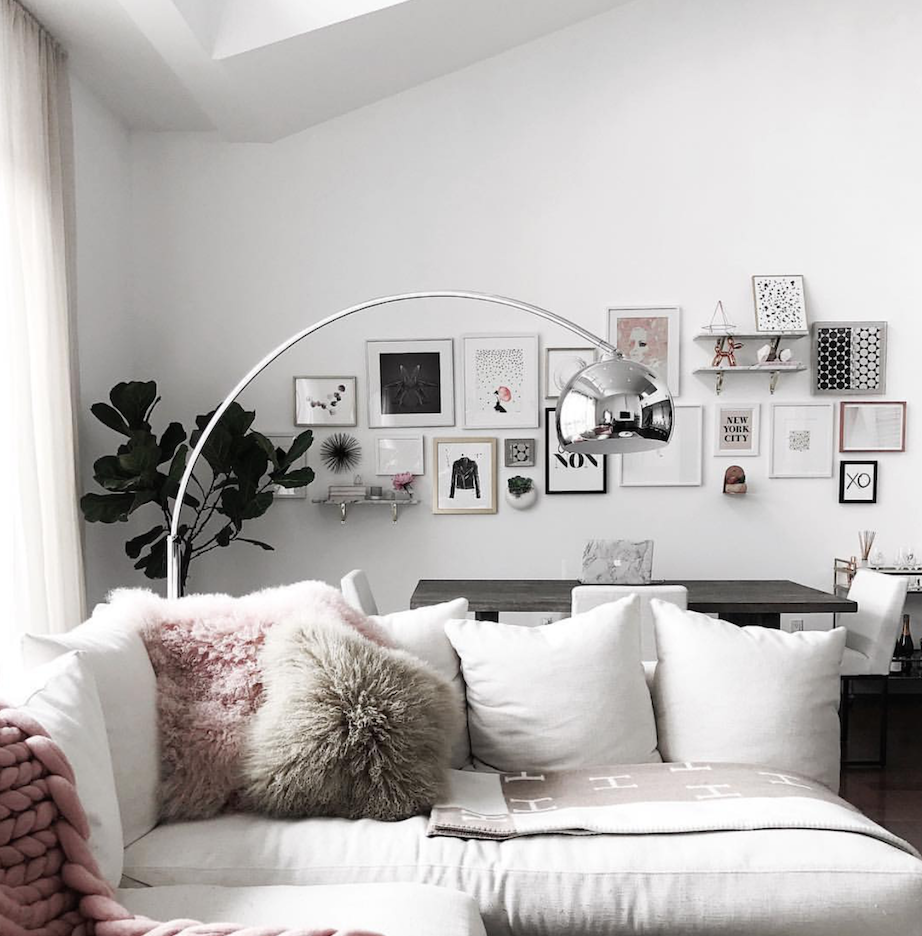 10 Blogs Every Interior Design Fan Should Follow: Entrepreneuress 101: A Beautiful Vision Board For Your