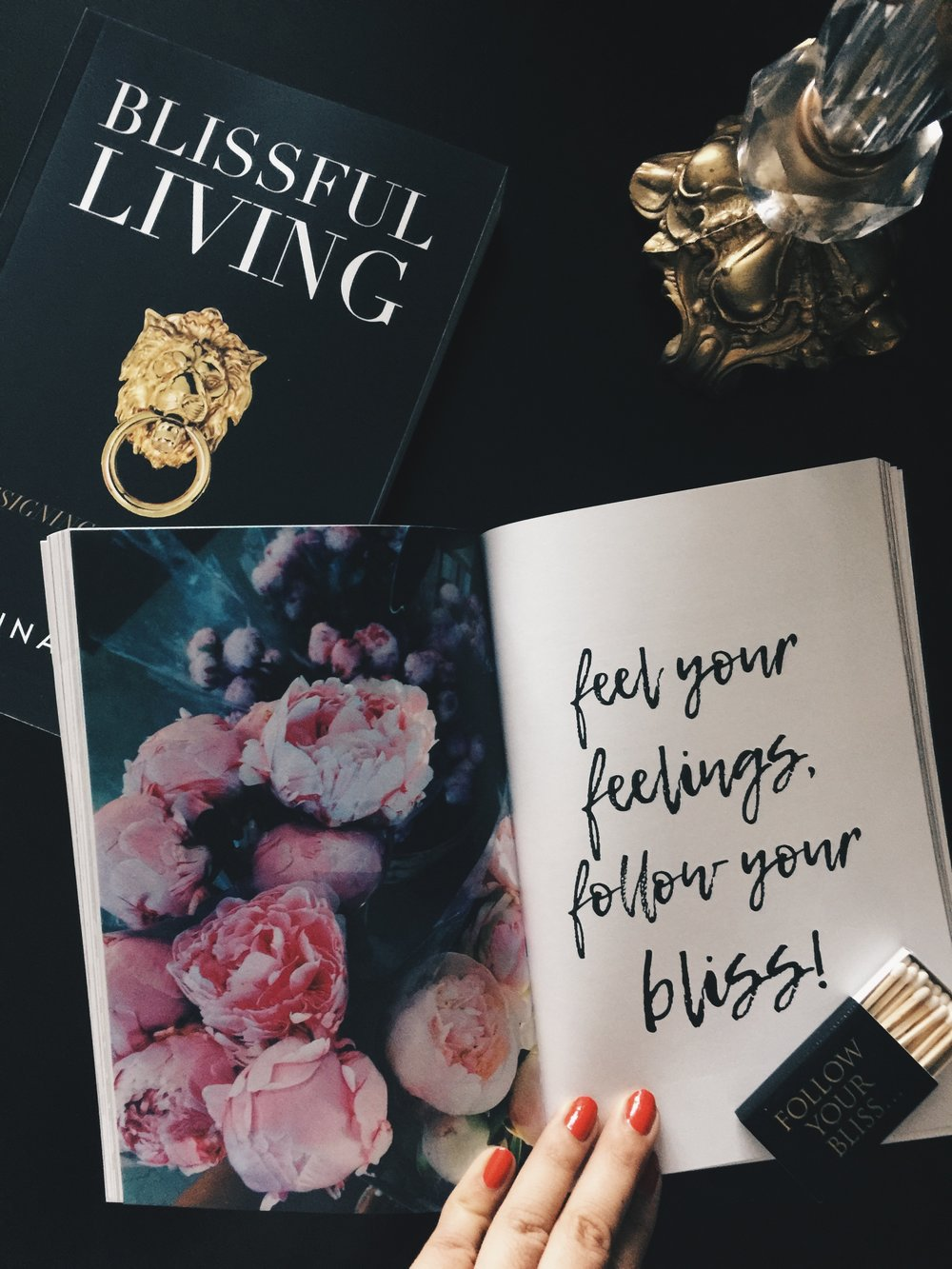 Blissful Living Book   Designing A Home And Life You Love