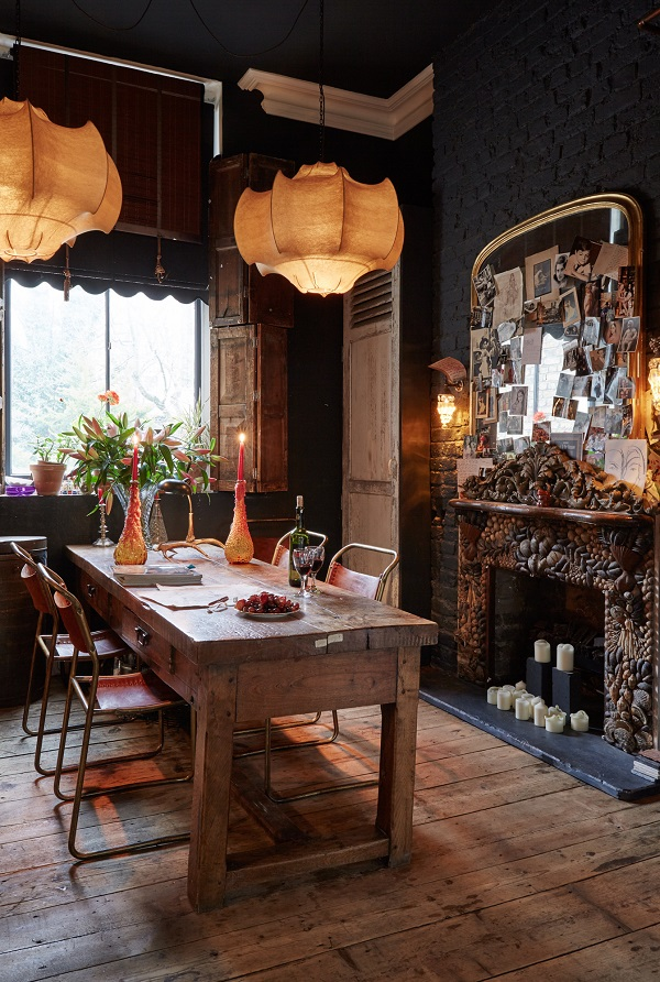 Home Tour Inspiration Sera Of London The Decorista