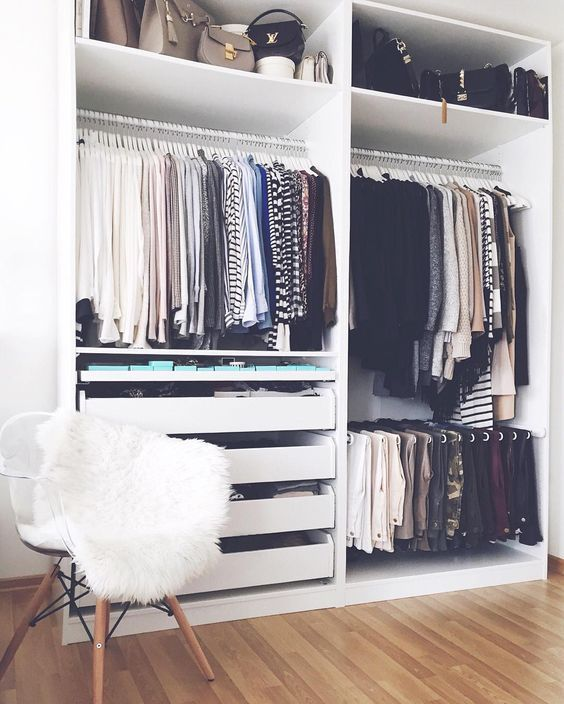 Blissful Living: How To Make Your Closet Instagram Worthy In 2017 U2014 The  Decorista