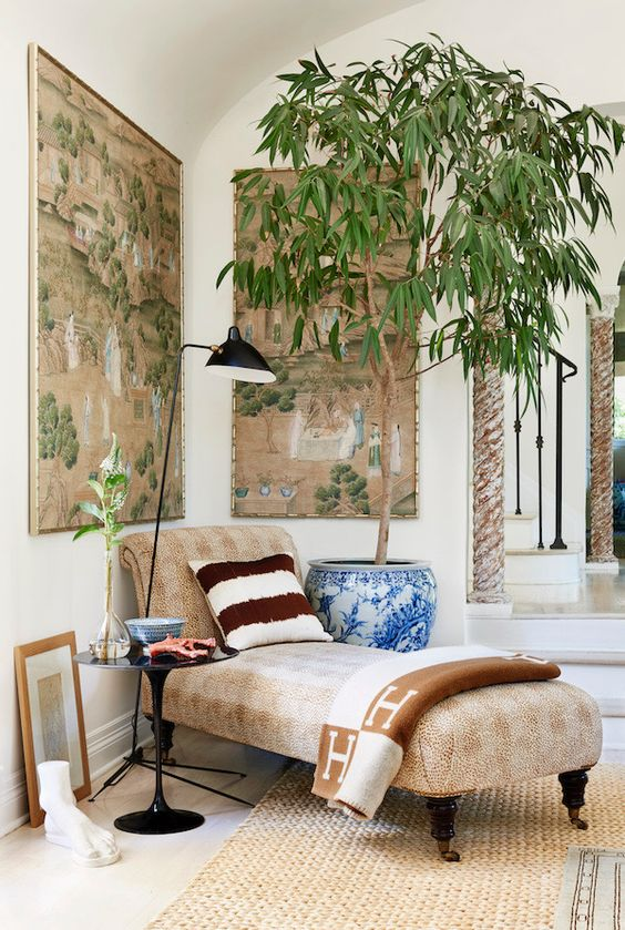Not only do plants literally purify the air we breathe  in Feng Shui  the  color green is associated with balance  relaxation  harmony  prosperity. Feng Shui  7 reasons your home needs more green   The Decorista