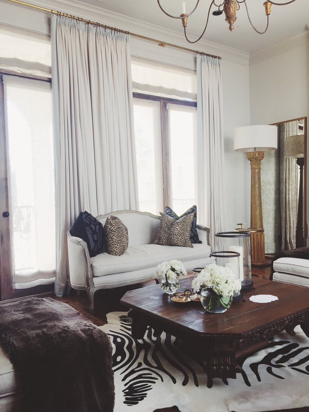 Shopping: My favorite zebra rug finds — The Decorista