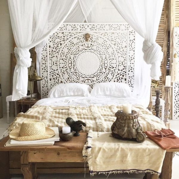 Get The Look Bohemian Beach Chic Decorista