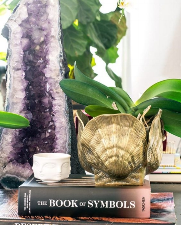 Blissful Living: Decorating With Amethyst For Spiritual Glamour U2014 The  Decorista