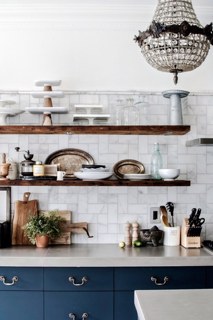 Weekend decorating idea: prep your kitchen for Summertime — The ...