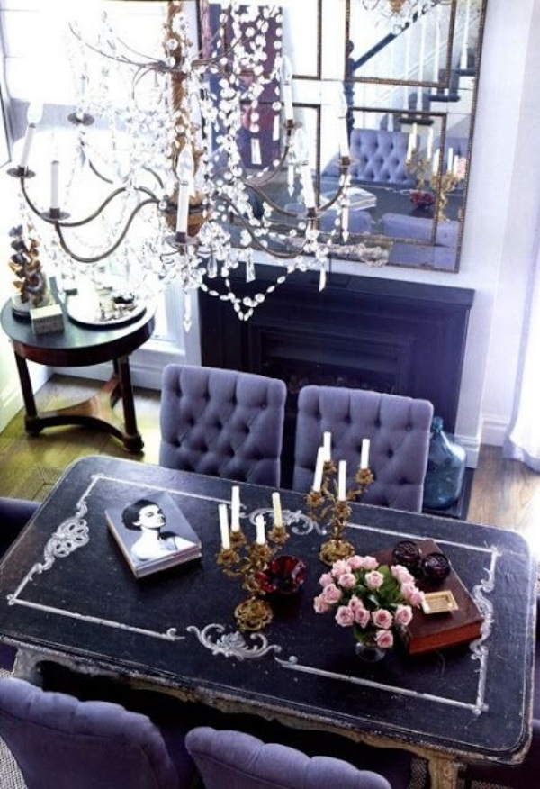 Decorating Inspiration: Set Up Your Dining Table With Style U2014 The Decorista