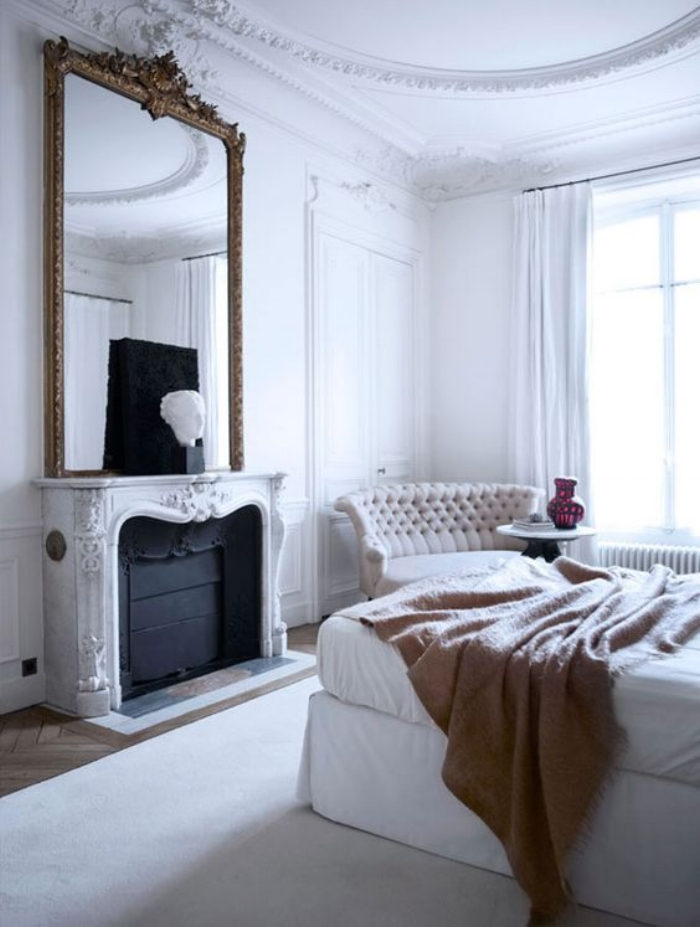 parisian bedroom. parisian bedroom jpg How to live  decorate with Parisian flair The Decorista