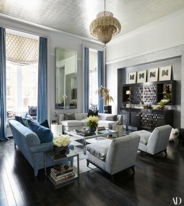 Home Tour: The Glamorous Apartment Of RHONY Carole