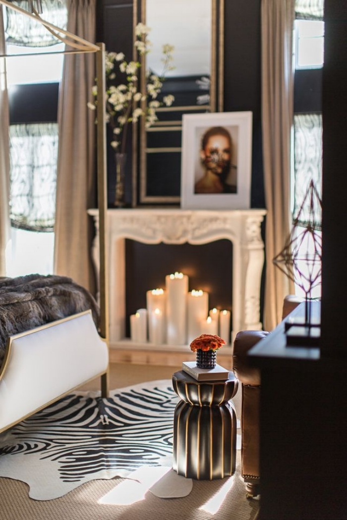 Sagittarius Season Tip #2: Style Your Fireplace Or Get A Faux Fireplace
