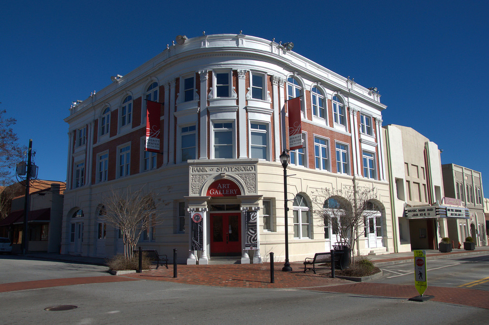 Bank of Statesboro, Statesboro, Ga