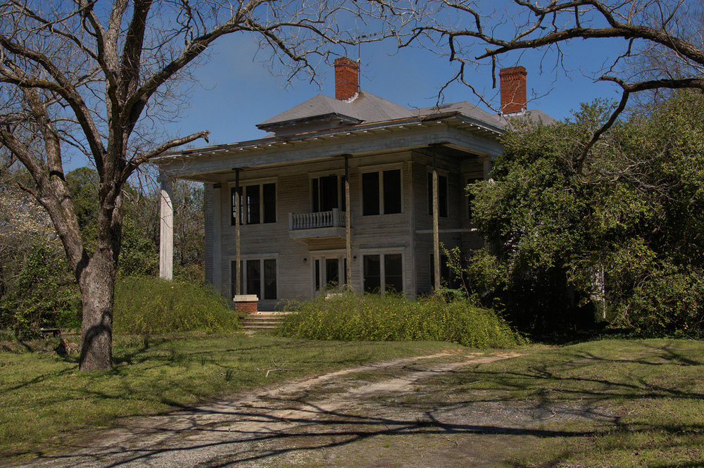 Hogan House, Laurens County, Ga