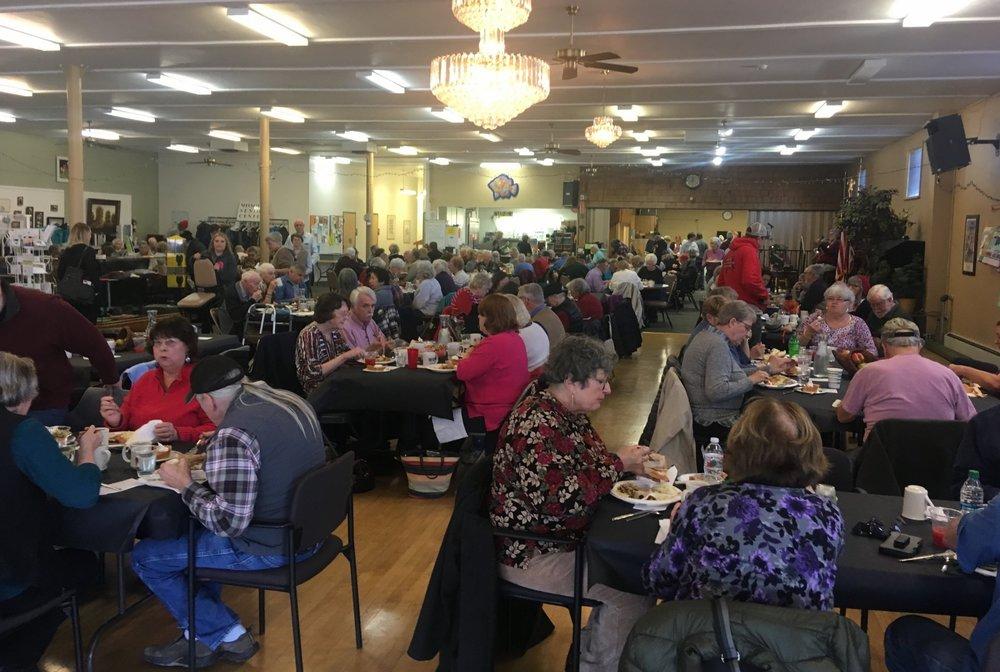 DINNER - Weddings, Birthdays, Celebrations