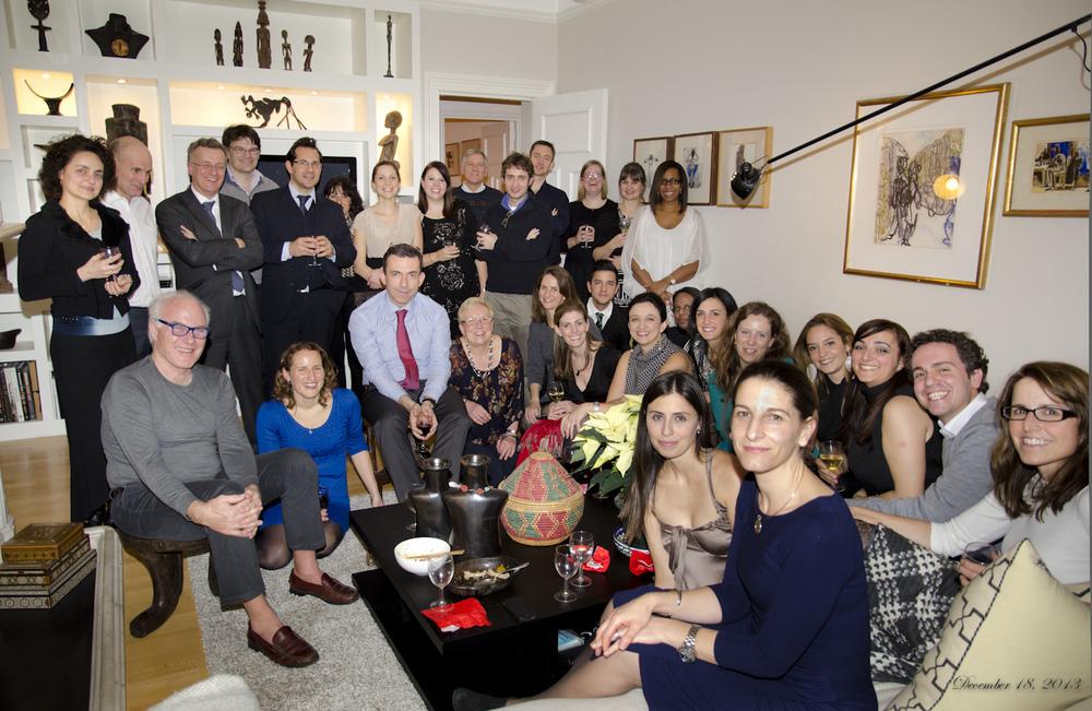 Our London Team