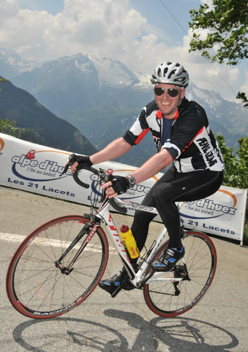 Michel Grummel, CFE