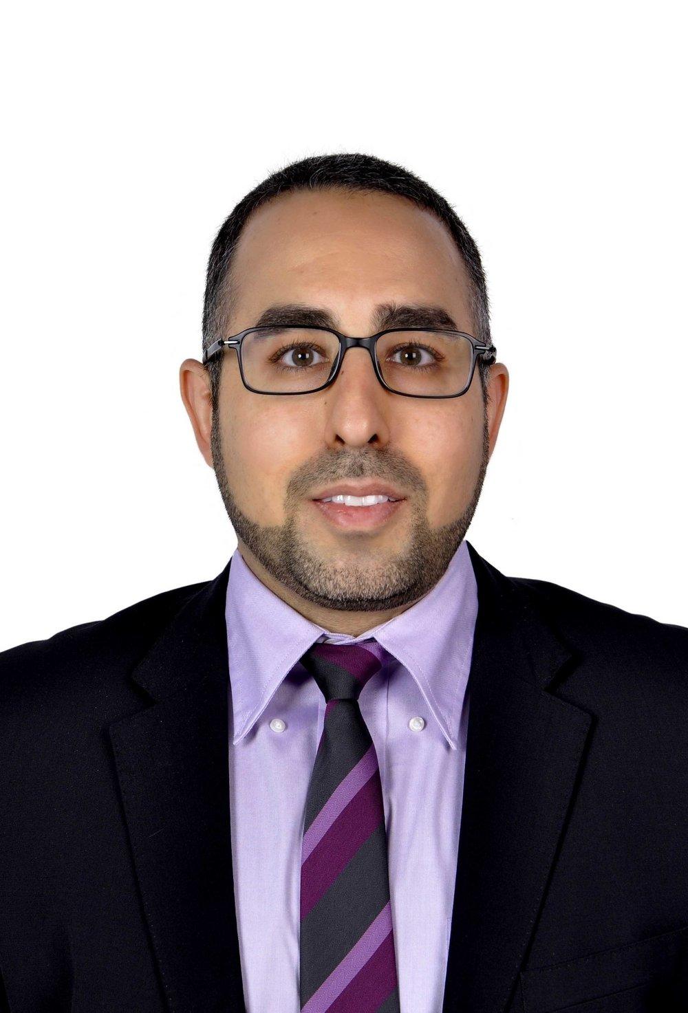 Abdullah Al Awadi - Kuwait Chapter Vice President