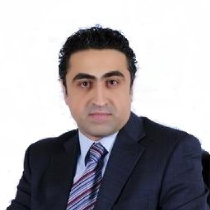 Kuwait Chapter Treasurer - Wissam El-Kari