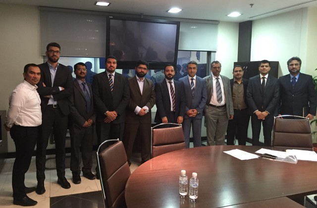Kuwait Chapter Membrers