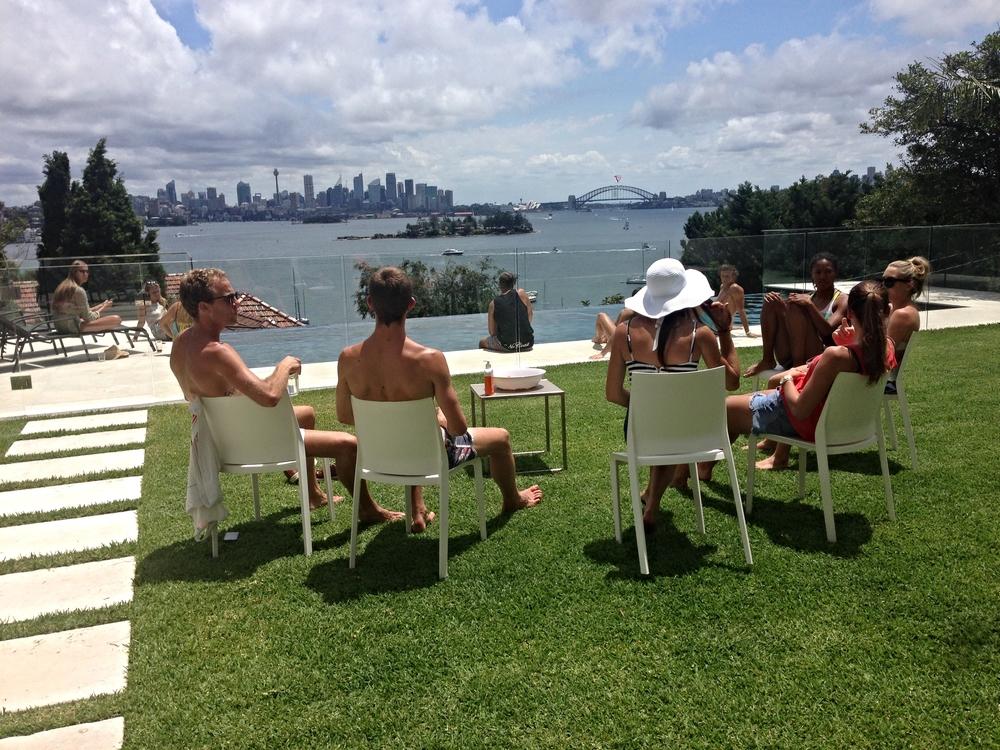 Summer BBQ Sydney 2013