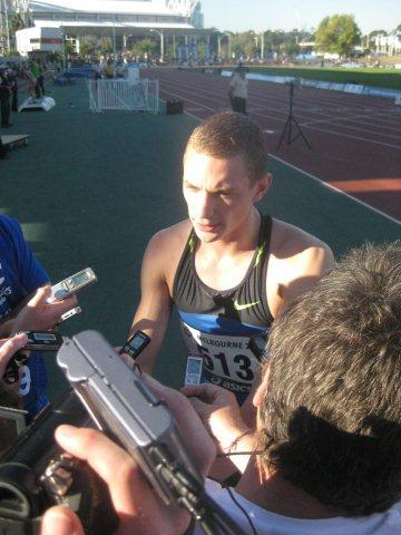 Interviews and Races