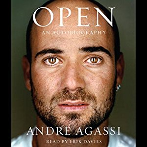 Open; An Autobiography,  Andre Agassi